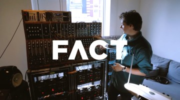Moog Sound Lab at London's Ace Hotel