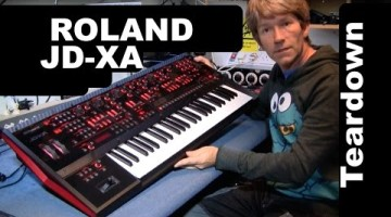 Roland JD-XA Review by Markus Fuller
