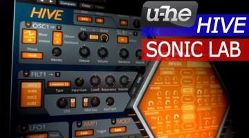 How to Use the Hive Software Synth