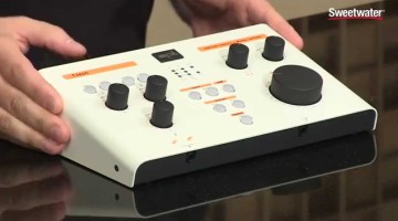 Overview of the Creon Audio Interface