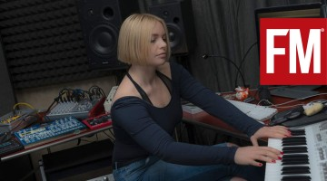 Studio Sesh with Emika