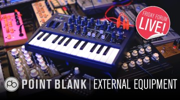 Using Ableton Live with External Instruments