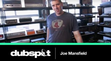 Joe Mansfield's Drum Machine Collection