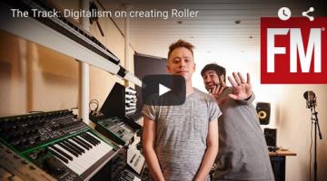 Future Music Interviews Digitalism on Roller