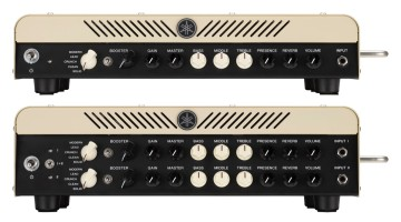 Review of Yamaha Guitar Modeling Amplifiers