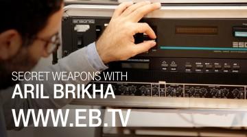 Aril Brikha and the ESQ-M