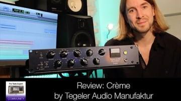 Crème Bus Compressor Review
