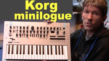 Dig Into the Korg Minilogue