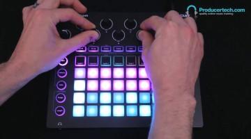 Novation Circuit Demo