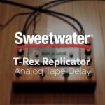 T-Rex Replicator Analog Tape Delay Review