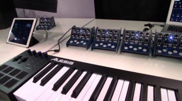Modal Electronics New Baby Semi-DIY Synth Called Craft